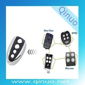 Nice-Flors, Nice-One, Ditec, V2 Rolling Code Copy Remote