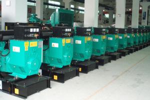 электрический генератор Diesel расхода топлива 250kw ave-Cummins Range Low
