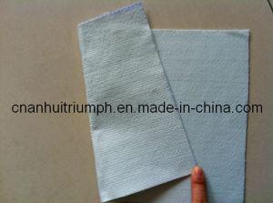 Folha média do produto químico da placa da placa de papel única