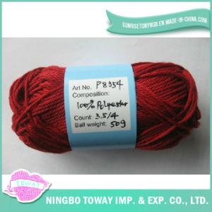 100% Coton Cross Stitch Main Thread de laine à tricoter Fils