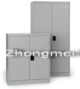 Double Cabinet de porte d'oscillation (LKC-0918)