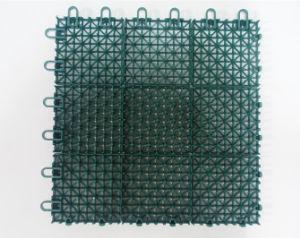 Plancher en plastique de terrain de basket de nicecourt for Plancher exterieur plastique