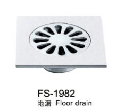 Drainer do assoalho do assoalho Drain/Shower do banheiro (FS-1982)