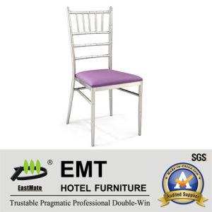 Chaise élégante simple de Chiavari de banquet (EMT-806)