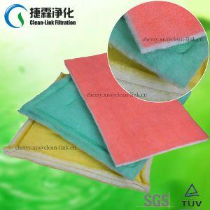 De synthetische Filter van de Lucht van de Plank van de Vezel Pre, de Wasbare Filter van de Lucht van het Comité, Primaire Filter