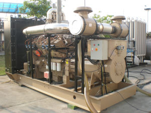 500kw Avespeed h Series Gasoline Generator Set