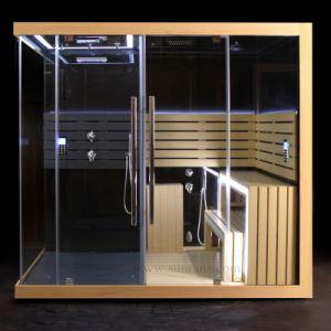 De hete Sauna Tourmaline van de Luxe van de Verkoop Openlucht met Ce Certifiacate (SR166)
