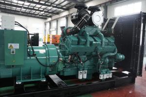 тепловозный комплект генератора 500kw
