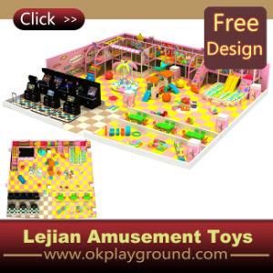 CE Date Conception océan Thème enfants Indoor Playground