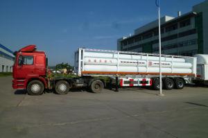 8 de Aanhangwagen van de pijp CNG (SKW9381GGY)