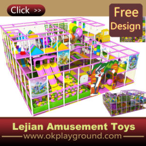 SGS Kids Animal House Indoor Playground Play Set (ST1423-7)