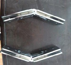 Rectangle en verre de fibre de verre tremp en salle de for Fibre de verre salle de bain