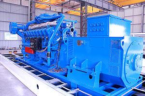 140 серий Air Inter охлаждая тепловозный комплект генератора