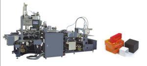 Het volledige Automatische Kleven van de Hoek van de Machine W/O van de Doos (zk-320)