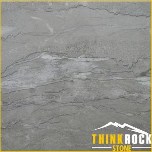 Azulejo de suelo de m rmol gris del nuevo oc ano material for Suelo marmol gris