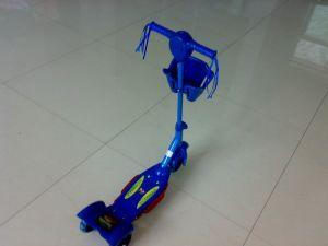 Motorino delle rotelle della plastica tre di alta qualità (ZZHBC-01)