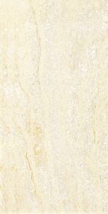 tuiles Polished de mur de porcelaine de travertin de 600X1200mm (E312335)