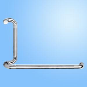 Poign e de porte de douche en verre fs 1911 poign e de for Poignee porte de douche