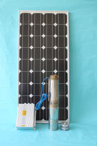 4inch Stainless Steel Solar Water Pump