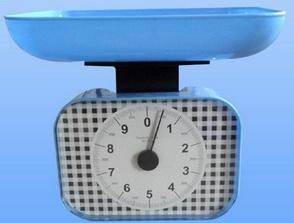scala di plastica della cucina 10kg (ZZSP-501)