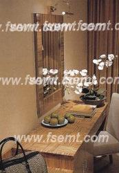 Ensemble luxueux du Roi chambre à coucher de meubles d'hôtel (EMT-A0668)