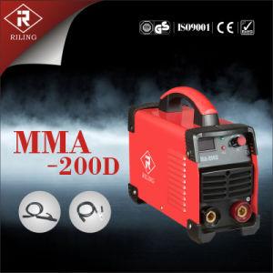 Máquina de soldadura do inversor MMA (MMA-120D/140D/160D/180D/200D)
