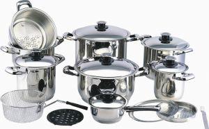 Cookware réglé (SYC2001)