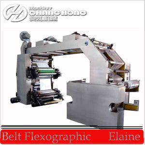 Plástico Flexo máquina de impresión (CH886)