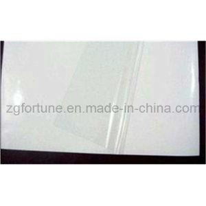 PVC autoadesivo transparente (água-base) (SJ35-ST)