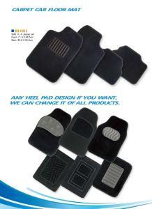 Plástico, PVC e Rubber Material Carpet Car Mats