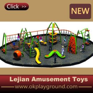 Vivid Nature enfants joyeux Escalade Structure de jeu (PY1201-6)