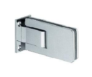 Dobradiça de porta de vidro do banheiro feita do bronze (FS-335)