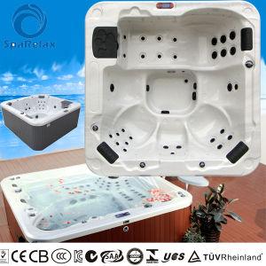 Station thermale acrylique de /hot de baignoires du massage A610