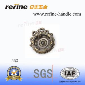 Poignée en alliage de zinc de Cabinet de tiroir (Z-553)