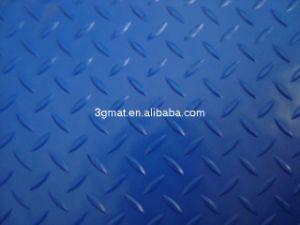 couvre-tapis en plastique d'étage du couvre-tapis 3G de lame de plancher Antifatigue de PVC (3G-LEAF)