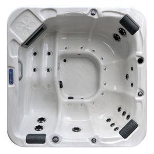 Baquet acrylique de Bath de tourbillon extérieur de STATION THERMALE de massage (A200)