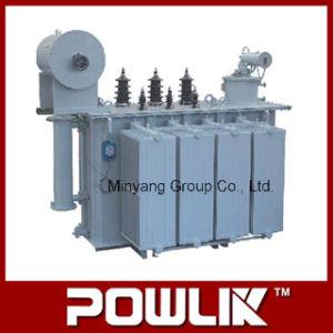 Transformador de poder do cambiador de torneira da Em-Carga SZ9