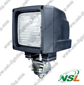 35With55W HID Work Light, Flood Beam ABS Housing Track Trailer HID Square Light pour Farm Machine (NSL-5000)