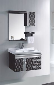 PVC Bathroom CabinetかBathroom Furniture (359)