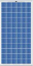Avespeed 125 Series 165W-180W Mono or Poly High Efficiency Solar Photovoltaic Module