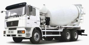 Carro de mezcla concreto y mezclador concreto con el carro del mezclador concreto 12cbm, mezclador de cemento