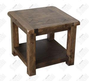 램프 테이블, 괴롭혀진 소나무 침대 탁자 (RP10) – 램프 테이블 ...