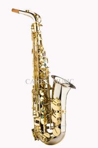 Saxophone d'alto/saxophone de Cupronickel/saxophone professionnel (SAA-330)