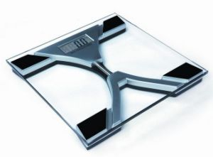 150kg Glass Economic Bathroom Scale