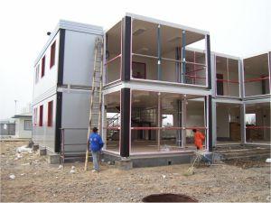 Conteneur Houses Pour L 39 Immeuble De Bureau Conteneur
