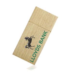 Eco USB Flash Drive Eco USB Stick USB de madera de bambú Eco