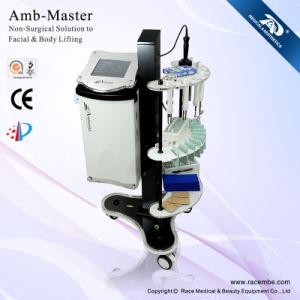Machine multifonctionnelle d'ascenseur de visage de Microcurrent de rajeunissement de la peau A8 (CE, ISO13485 Since1994)