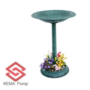 FlowerpotのBirdのプラスチック水浴室/Basin