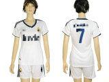 Weißes Women Football Jerseys Auf Lager