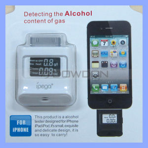 Spiritus Tester Breathalyzer für iPhone iPod iPad